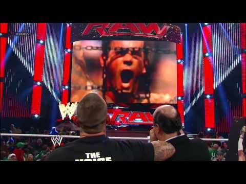 Thumbnail: A special look at CM Punk's year long WWE Title reign: Raw, Nov. 19, 2012