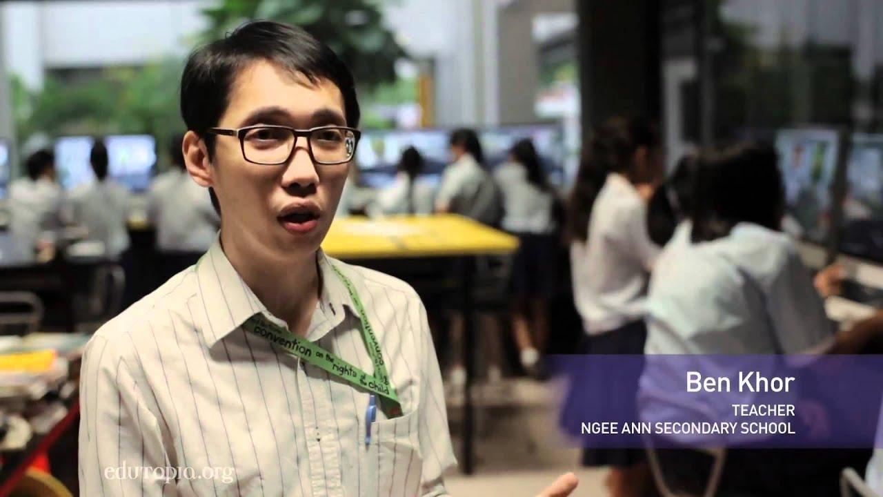 Download Edutopia - Singapore's 21st-Century Teaching Strategies