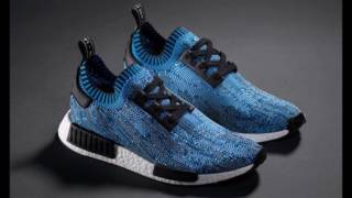 "Quick Hit: Adidas #NMD PK ""Camo"" Pack Release Info      #AdidasNMD #Hype #Primeknit #SneakerNews"