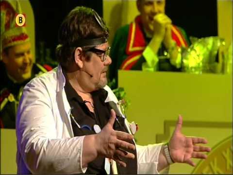 Rob van Elst als Dik Knipscheer - Gienekeloog (Buut) Tonpraten Keiebijters 2012