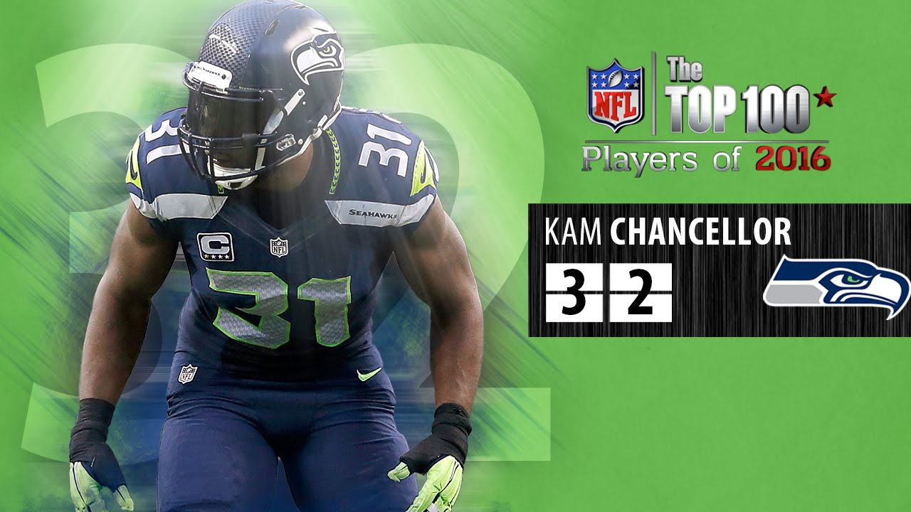 32 Kam Chancellor S Seahawks