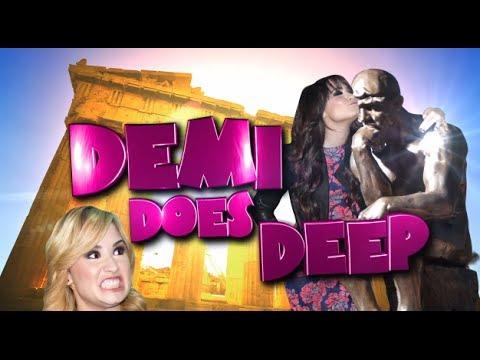 Demi Lovato Gets Inspirational in New Book