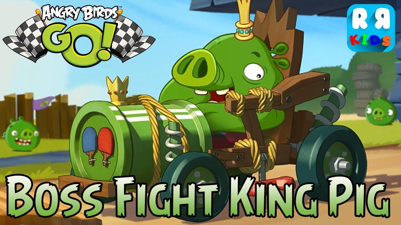Angry Birds GO! (By Rovio Entertainment Ltd)