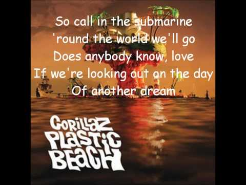 Gorillaz - Melancholy Hill With Lyrics