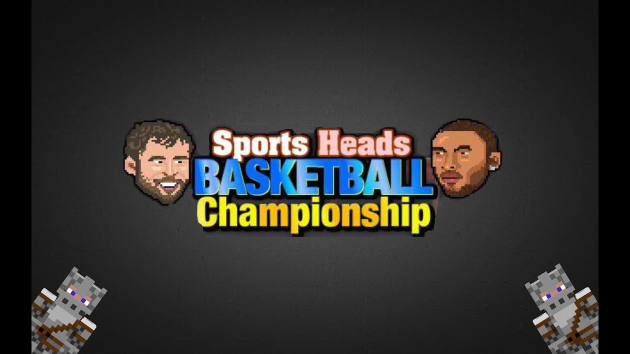 Bro Gaming - Sports Heads Basketball - YouTube