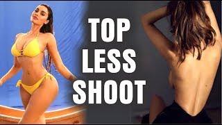 """Gizele Thakral"" Steamy Hot Photoshoot   Bigg Boss 9"