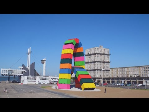 French port of Le Havre celebrates 500 years of history