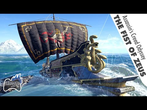 Assassin's Creed Odyssey: Finding The Fist of Zeus - Ship Design