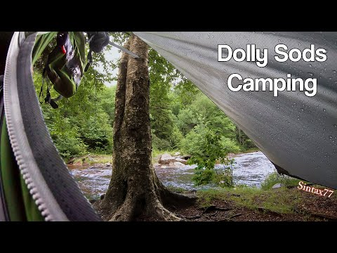 hammock-camping-the-dolly-sods-wilderness---solo-backpacking-trip