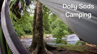 Hammock Camping the Dolly Sods Wilderness - Solo Backpacking Trip