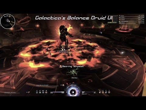 W.O.W - Galactica's Balance Druid UI [2K]