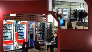 Шоколадный Апельсин торговые автоматы(Сеть торговых автоматов