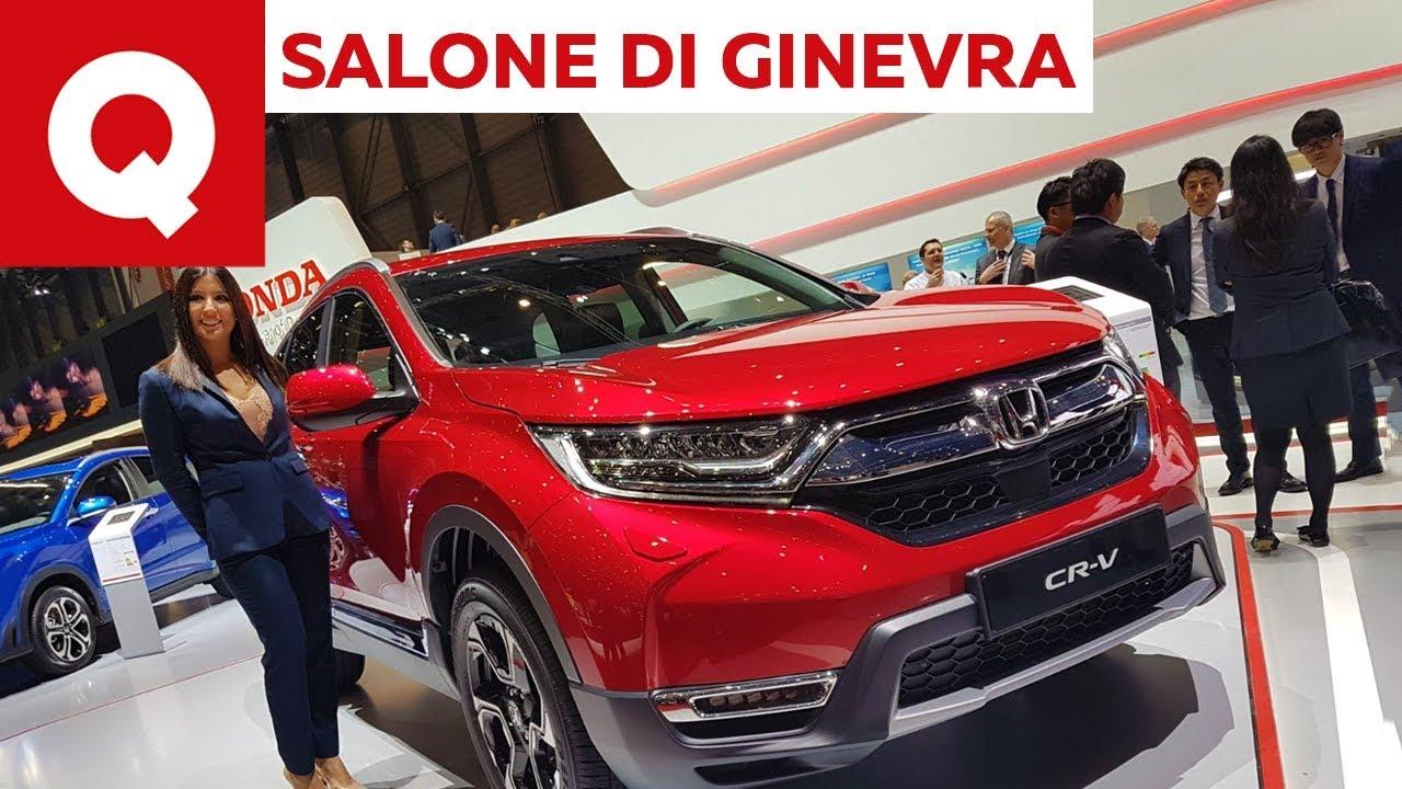 Nuova Honda CR-V: Addio Diesel, Arriva L'ibrido Al Salone