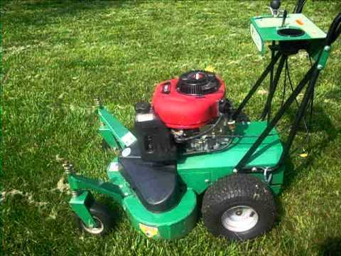Craigslist Com Philadelphia >> Billy Goat finish Cut lawn mower - YouTube