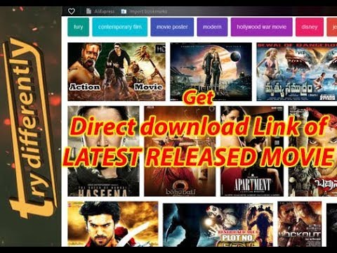 how to download movie | GET DIRECT DOWNLOAD LINK