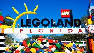 Our trip to Legoland Florida!
