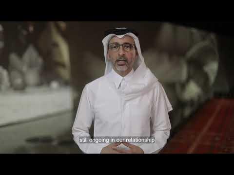 سعادة صلاح بن غانم العلي وزير الثقافة والرياضة