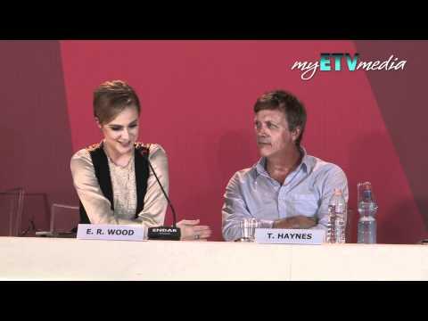Evan Rachel Wood on Mildred Pierce (Venice Film Festival)