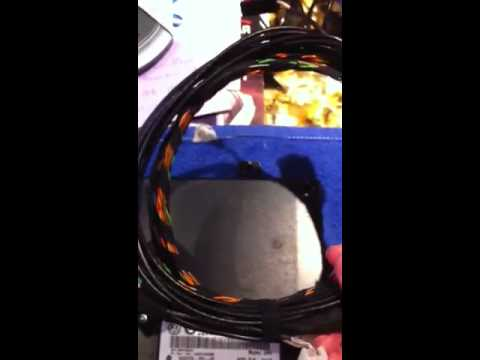 hqdefault vw bluetooth 9w7 harness and module youtube 9w7 wiring harness at aneh.co