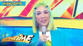 Vice Ganda suddenly exits the stage in the middle of their opening performance   It's Showtime