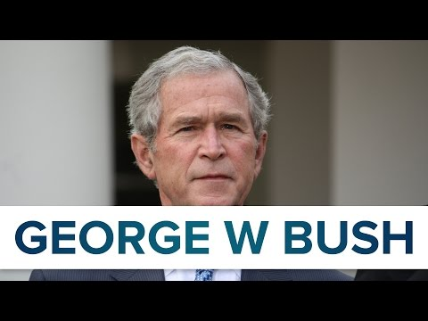 Top 10 Facts - George W. Bush // Top Facts