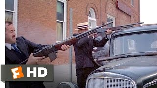 Dillinger (9/12) Movie CLIP - Mason City Mistake (1973) HD