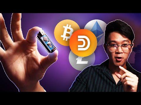 I Built The CHEAPEST Crypto Mining Rig: DuinoCoin