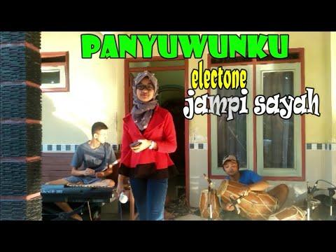 PANYUWUNKU electone (versi latihan) revita ayu/contessa music