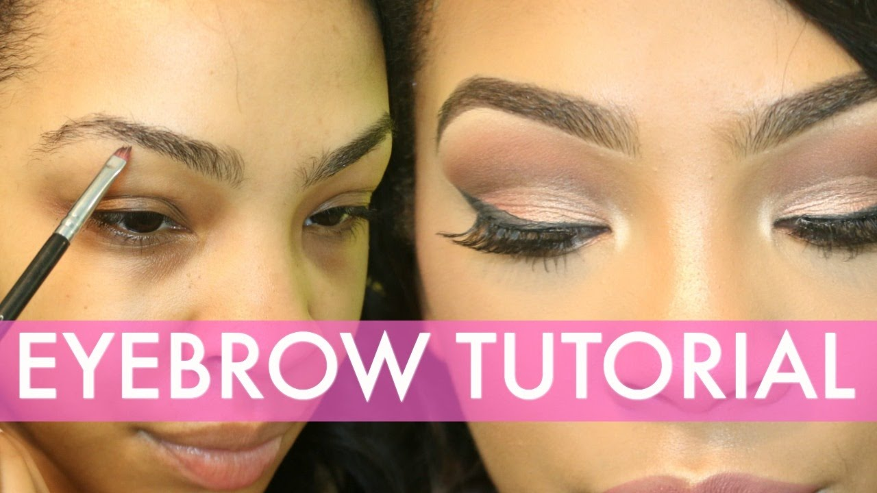 Step by step eyebrow tutorial updated brow routine 2017 youtube step by step eyebrow tutorial updated brow routine 2017 baditri Images