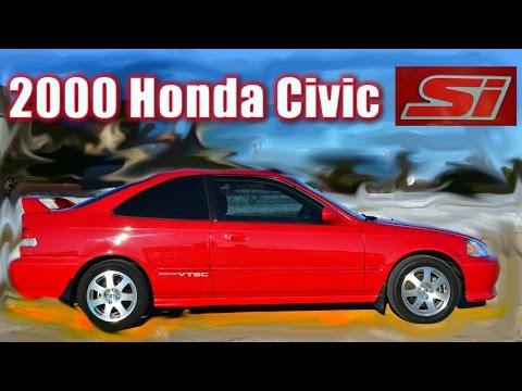 My 2000 Honda Civic Si EM1 19th
