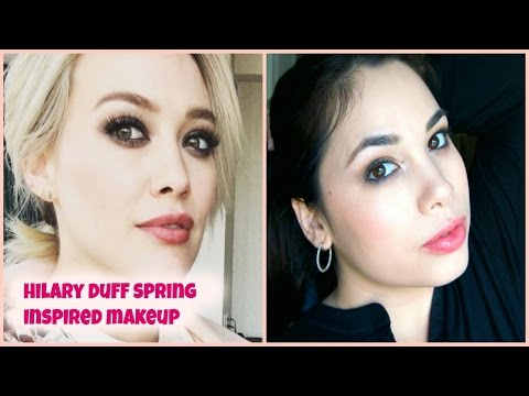 hilary duff makeup tutorial - photo #14