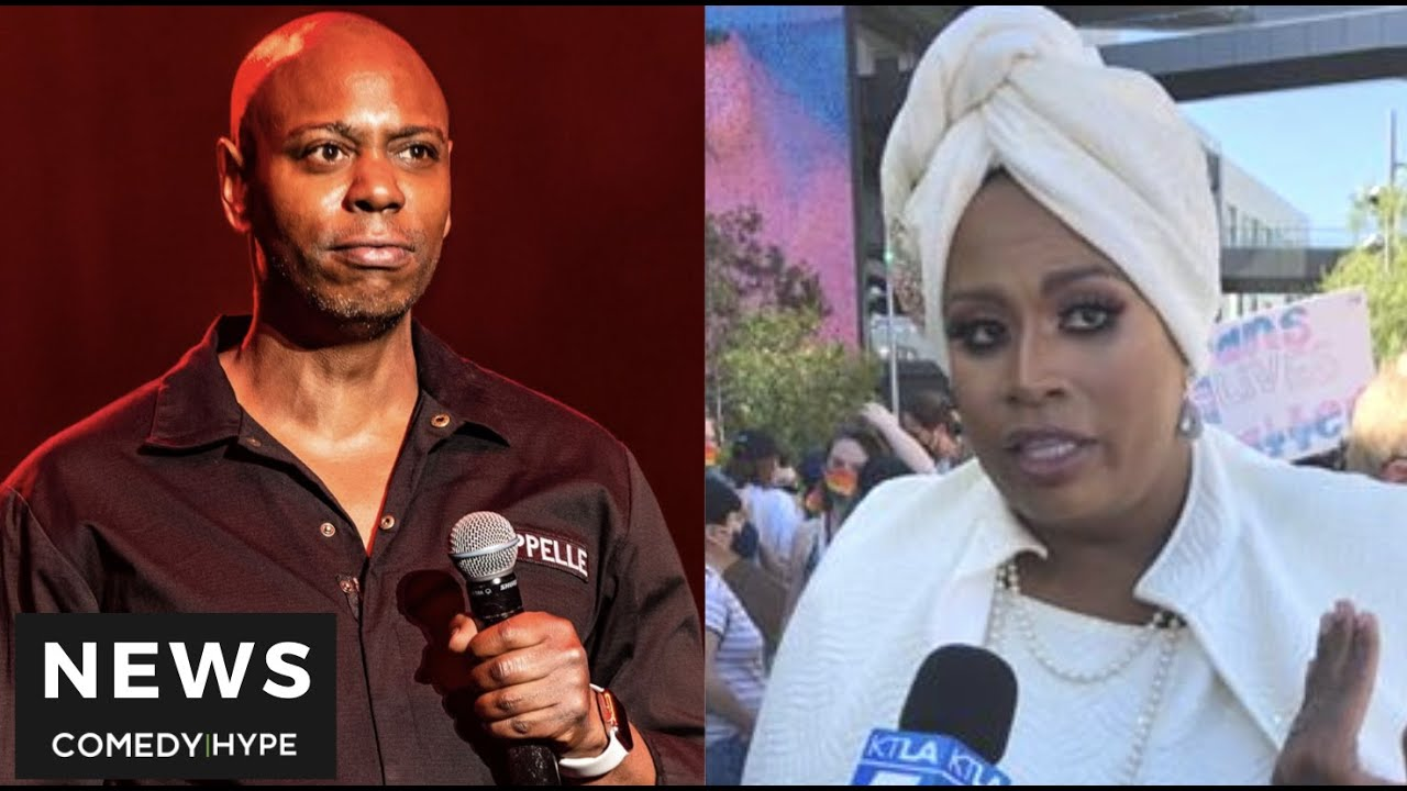 Dave Chappelle Protestor Called Out For Racist Tweets - CH News