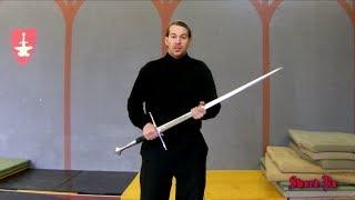 2 способа переворота меча (longsword)
