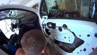 видео Шумоизоляция и виброизоляция авто марки ВАЗ Лада