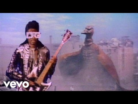 Bootsy Collins - Party On Plastic