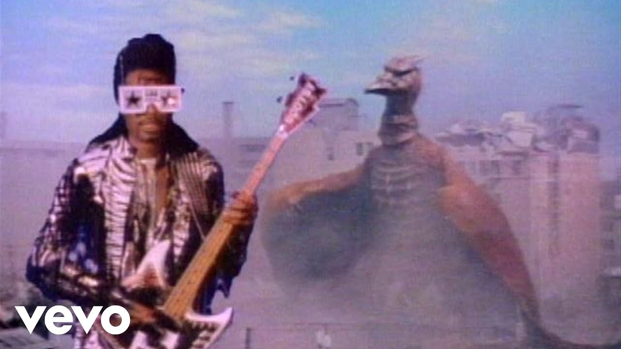 Bootsy Collins Chords