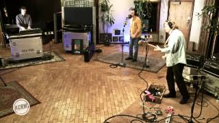 "Future Islands performing ""One Day"" Live on KCRW"