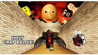 Roblox Baldi Basics in Education and Learning: FUCK THE NOOB!!!
