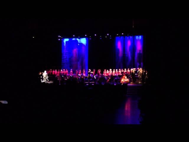 Ma vie avec Mozart - Chœur d'Oratorio de Montreux