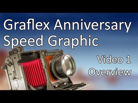 Graflex Anniversary Speed Graphic Video 1 | Overview