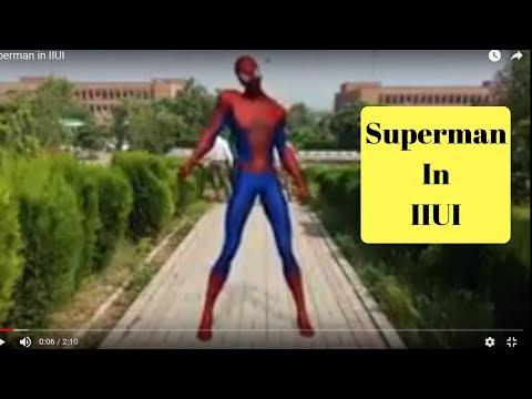 Superman in IIUI