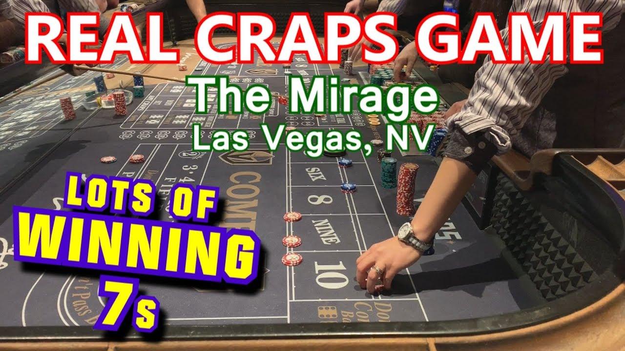 Gotta Love Fast Dealers Live Craps Game 28 The Mirage Las