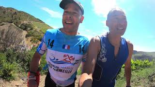 Swimrun France 2019 - 4è Swimrun Côte Vermeille en inside by Akuna