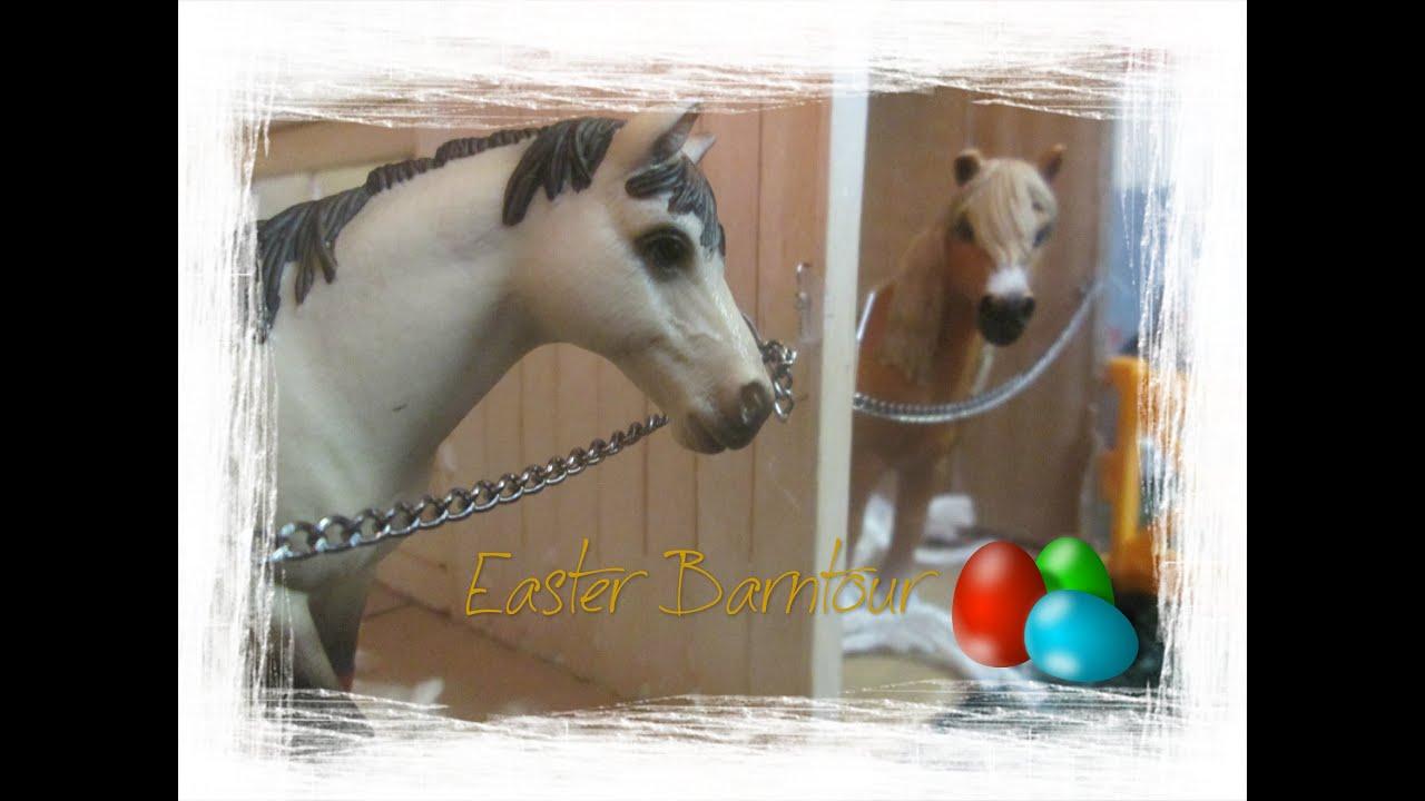 Schleich Easter Barntour