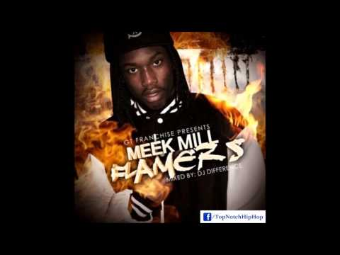 Meek Mill - Fuck Bitches Get Money [Flamers]