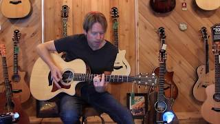 414ce Taylor Guitar Demo (Do You Recognize the Song?) | Tobias Music