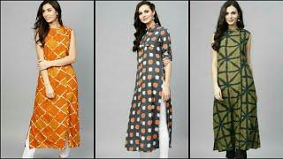 Beautiful cotton kurti designs ll latest design cotton kurti 2019,2020