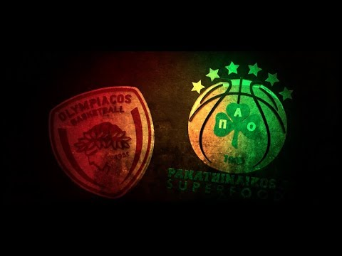 Game of the Week: Olympiacos Piraeus - Panathinaikos Superfoods Athens