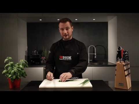 How to Chop: The Rolling Chop Technique   Dick Knives with Sebastian Frank