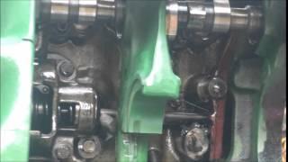 outil réglage de débits d'injection deutz 2 cylindres